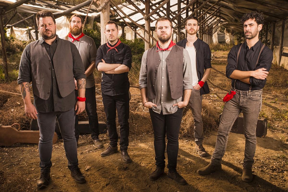 La banda presentarà 'Guerrilla' el 2 de febrer
