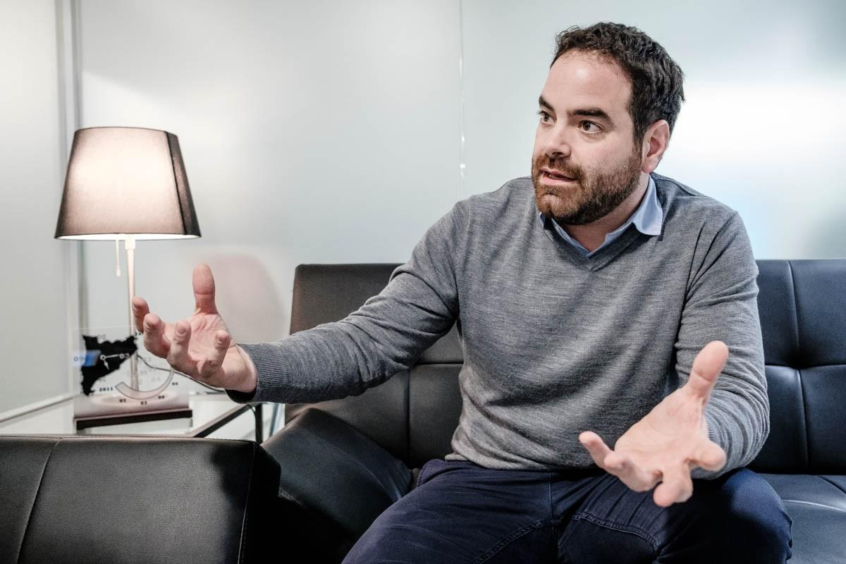 David Saldoni, president de l'ACM