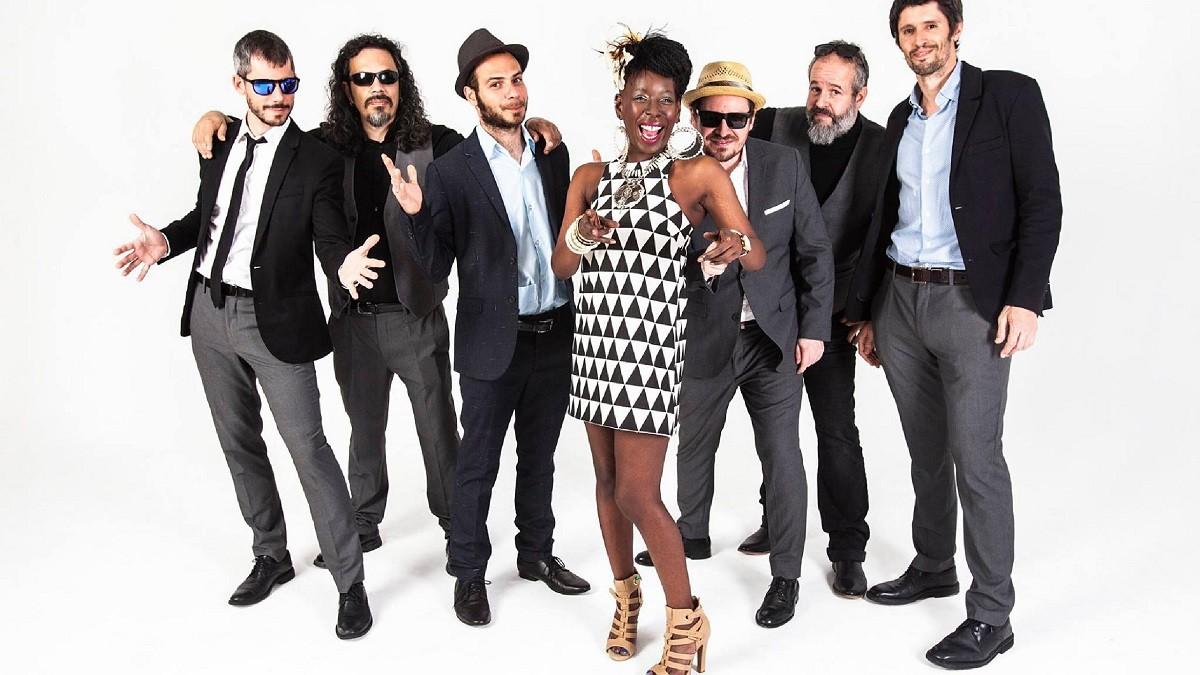 Shirley Davis & The Silverbacks actuaran el 2 de març