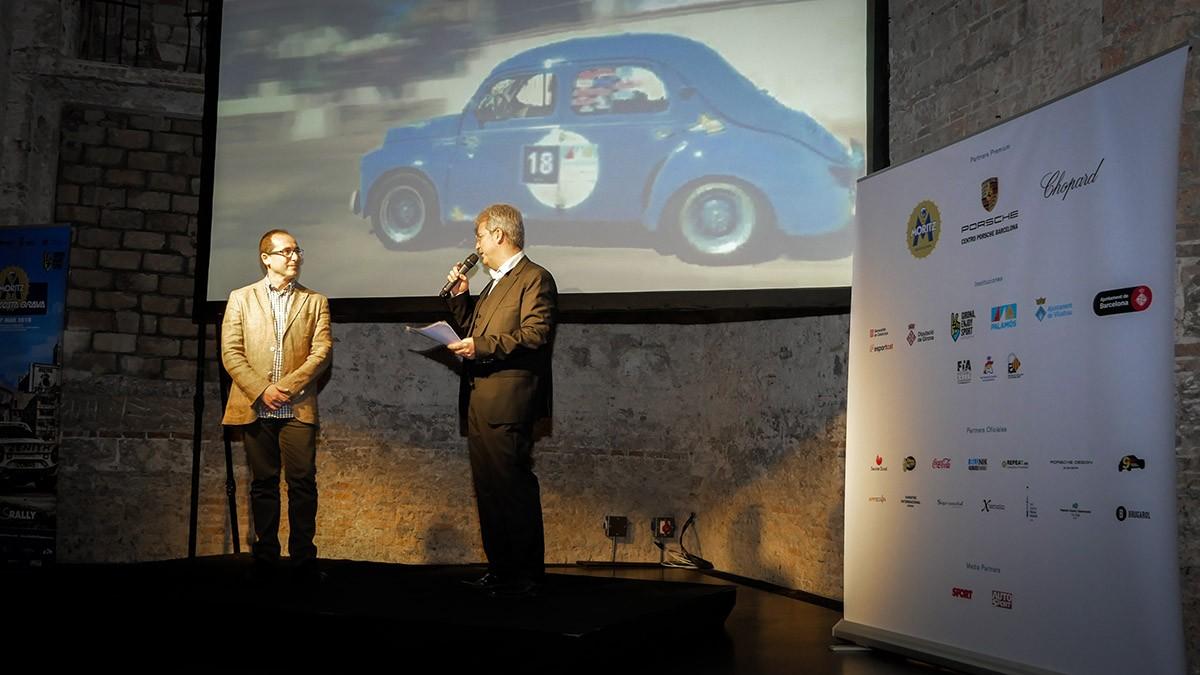Presentació RallyClàssics