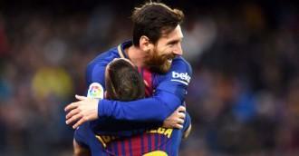 El Barça supera el Celta amb una primera part estel·lar i ja és als quarts de final de Copa (5-0)