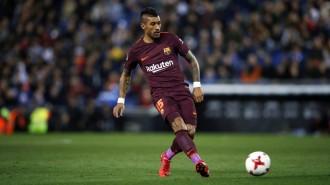 El Barça perd contra l'Espanyol i haurà de remuntar al Camp Nou (1-0)