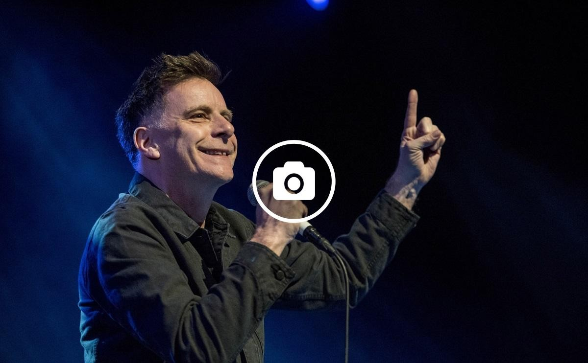 Ricky Ross dels escocesos Deacon Blue