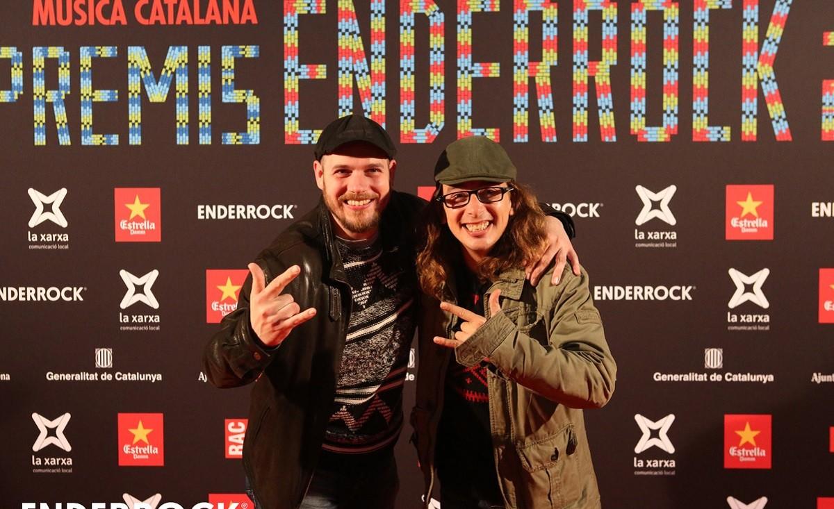 Buhos van guanyar el Premi Enderrock al millor videoclip l'any 2017