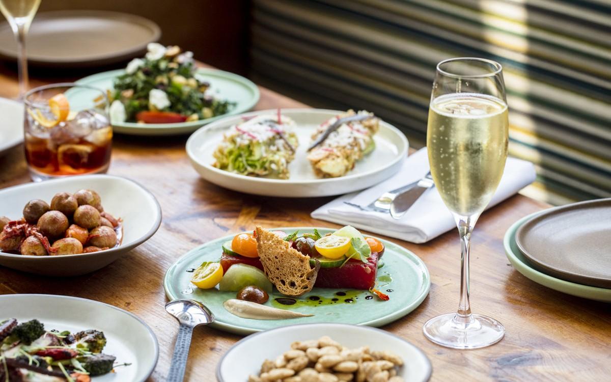 Cuina inspirada en Catalunya i maridada amb vins catalans al centre de San Francisco
