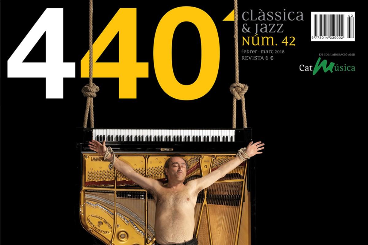 Portada revista 440 clàssica número 42