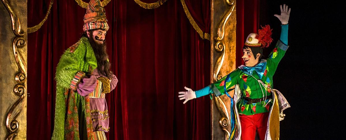 «Pinocho» va estar nominat com a Millor Espectacle Infantil als Premis Max 2011