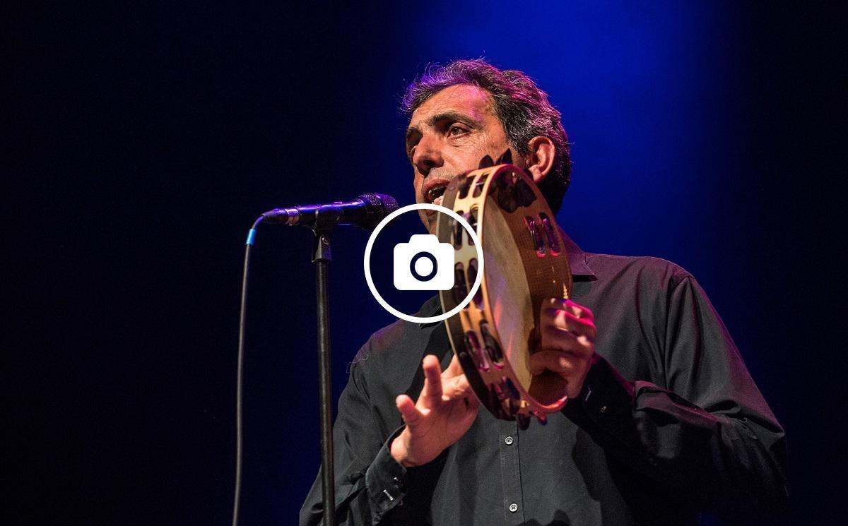 Pep Gimeno 'Botifarra' en concert al Teatre Joventut de l'Hospitalet