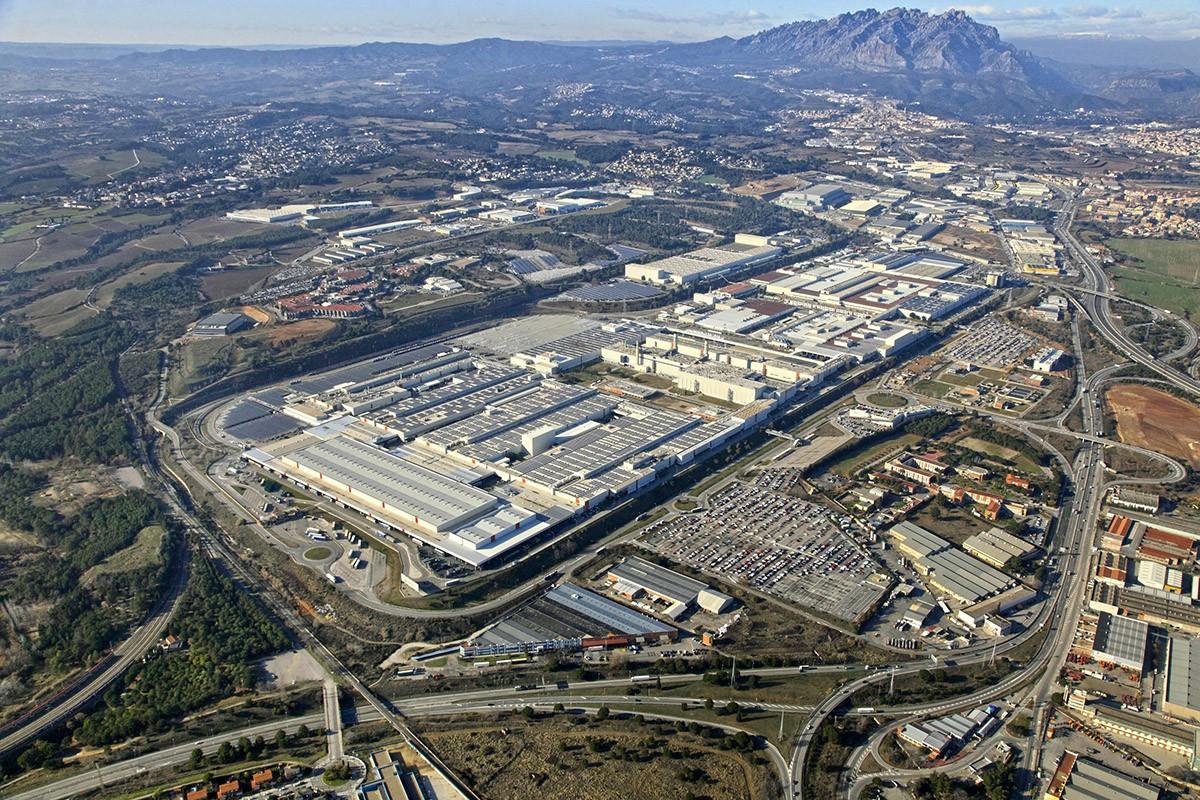 Més de 12.000 empleats treballen a les instal·lacions de Martorell