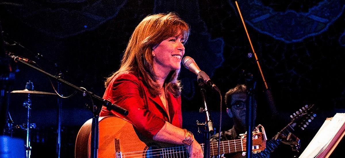 Maria del Mar Bonet, en concert