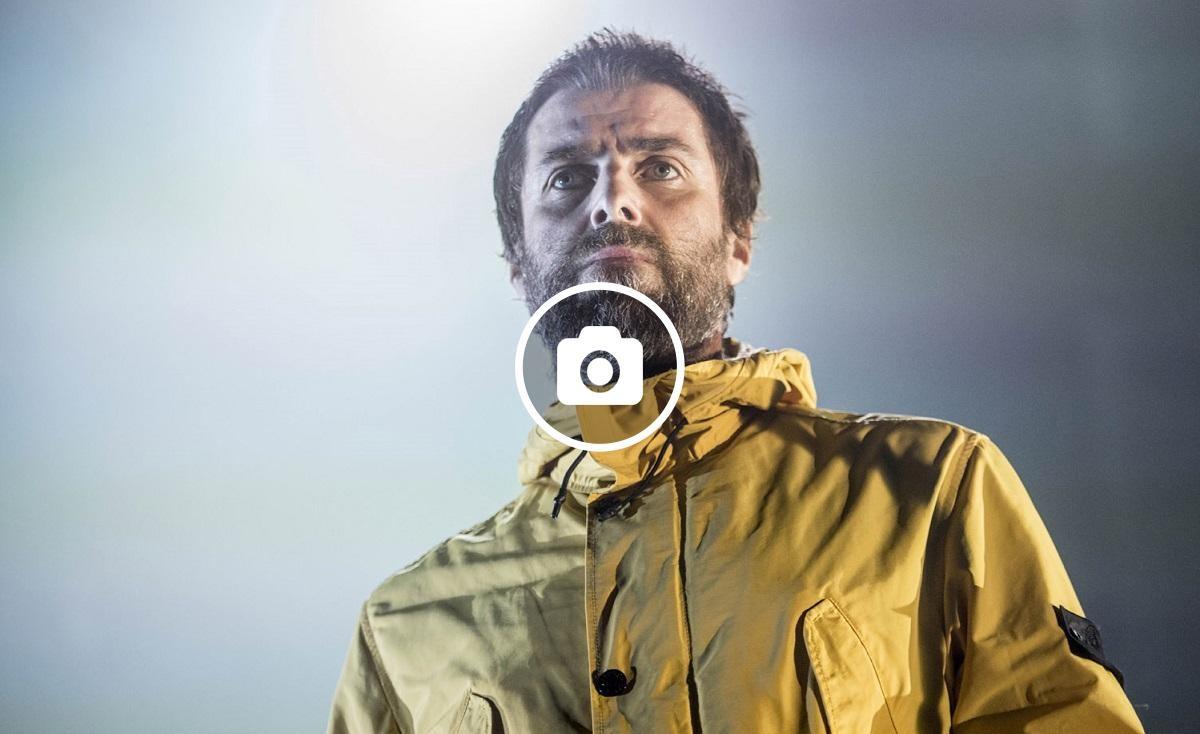 Liam Gallagher en directe aquest dissabte 24 de febrer a Barcelona