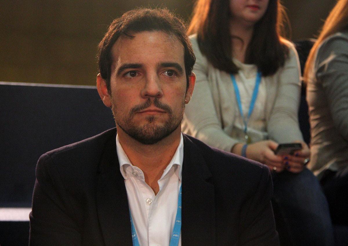 Manuel Reyes, exalcalde de Castelldefels