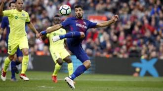 El Barça no passa de l'empat a casa contra el Getafe (0-0)
