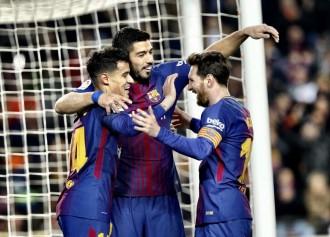 El Barça atropella el Girona i s'endú el derbi català sense miraments (6-1)
