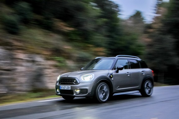 Provem el MINI SE Countryman All4