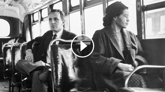Rosa Parks: «No m'aixecaré»
