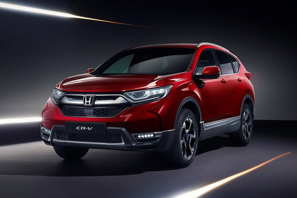 El nou CR-V Híbrid tindrà un paper destacat dins l'estratègia elèctrica d'Honda