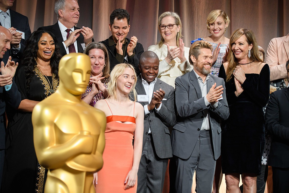 Guillermo del Toro, amb l'Oscar a millor film i direcció dels Oscar 2018