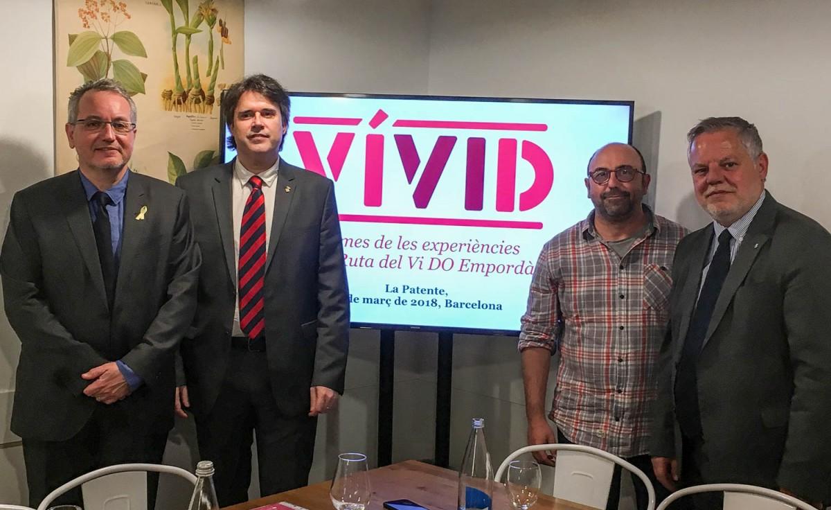 Presentació del Vívid 2018