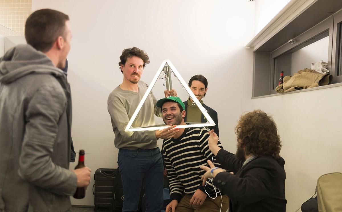 El Petit de Cal Eril als Premis Enderrock d'enguany