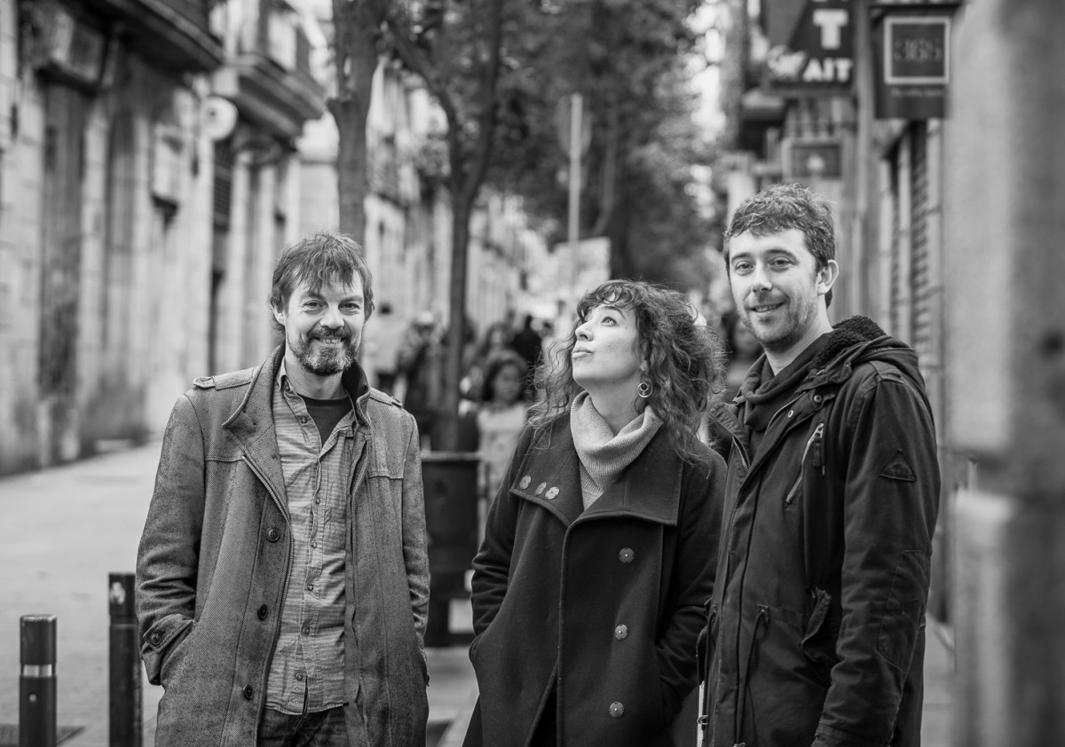 Joana de Diego, Toni Porcar i Sergio Belloso