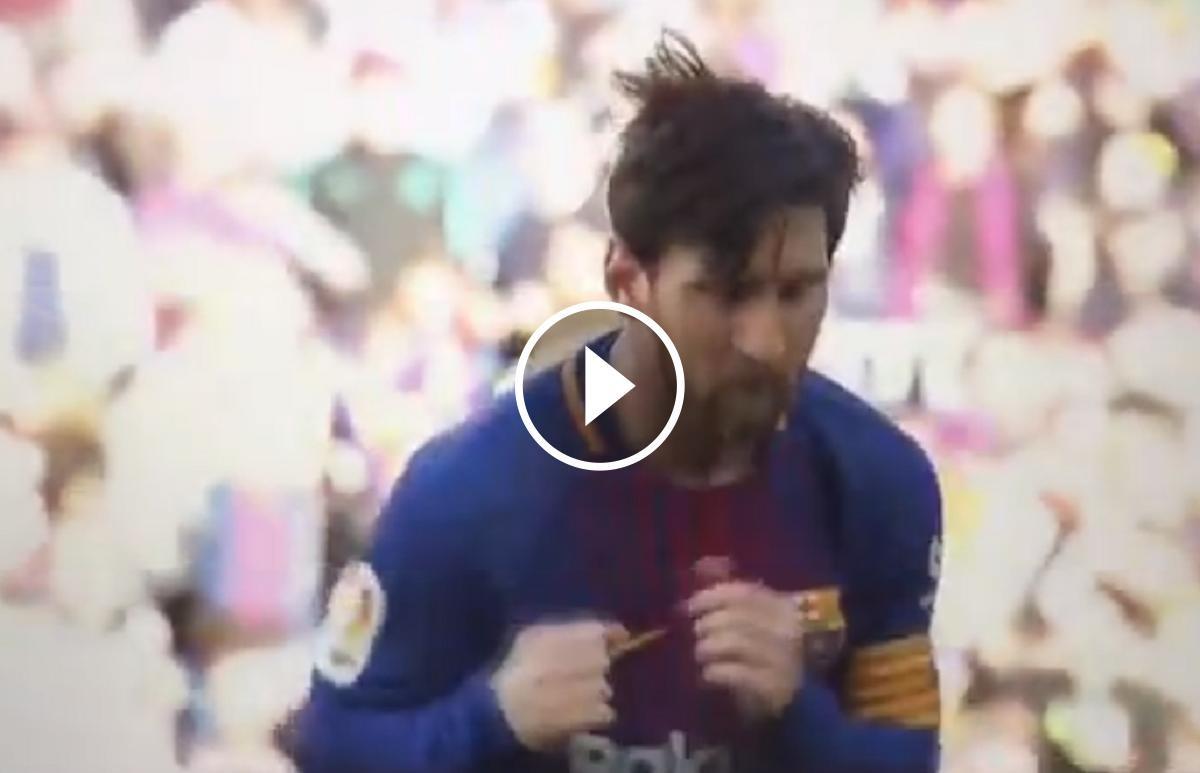 El ball de Leo Messi