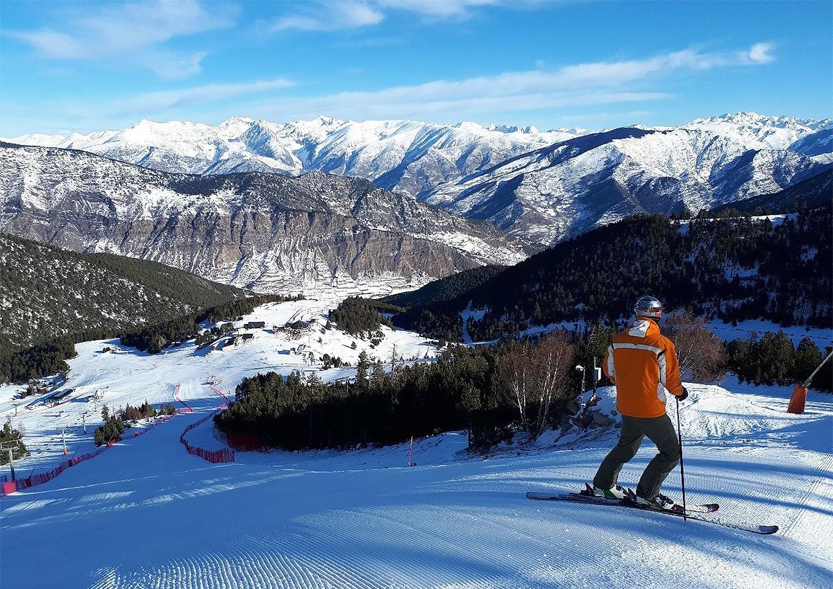 Espot Esquí, un paradís per als esquiadors