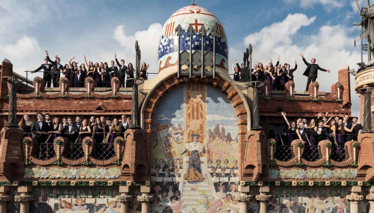 Cor Jove de l'Orfeó Català