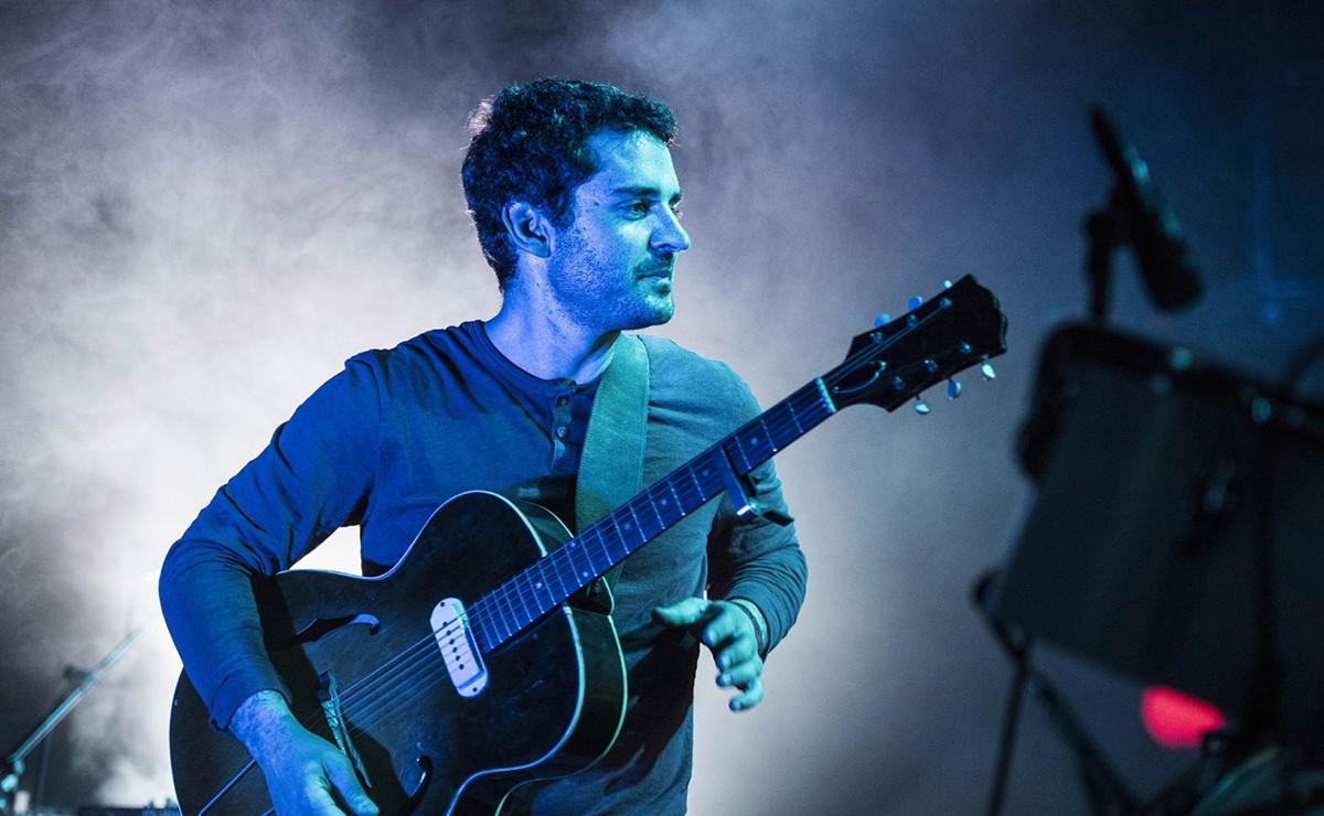 Joan Pons, d'El Petit de cal Eril, en concert