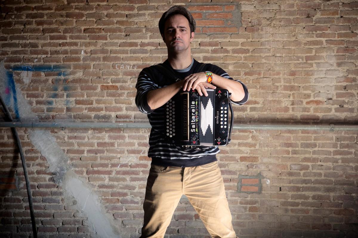 Joan Garriga és un dels vuit finalistes