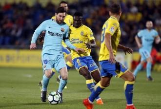 El Barça es complica la vida a les Canàries (1-1)