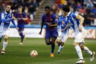 El Barça s'endú la Supercopa de Catalunya als penals