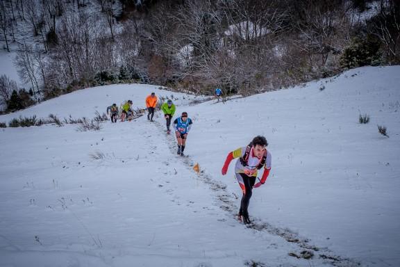 Trail Serra Cavallera