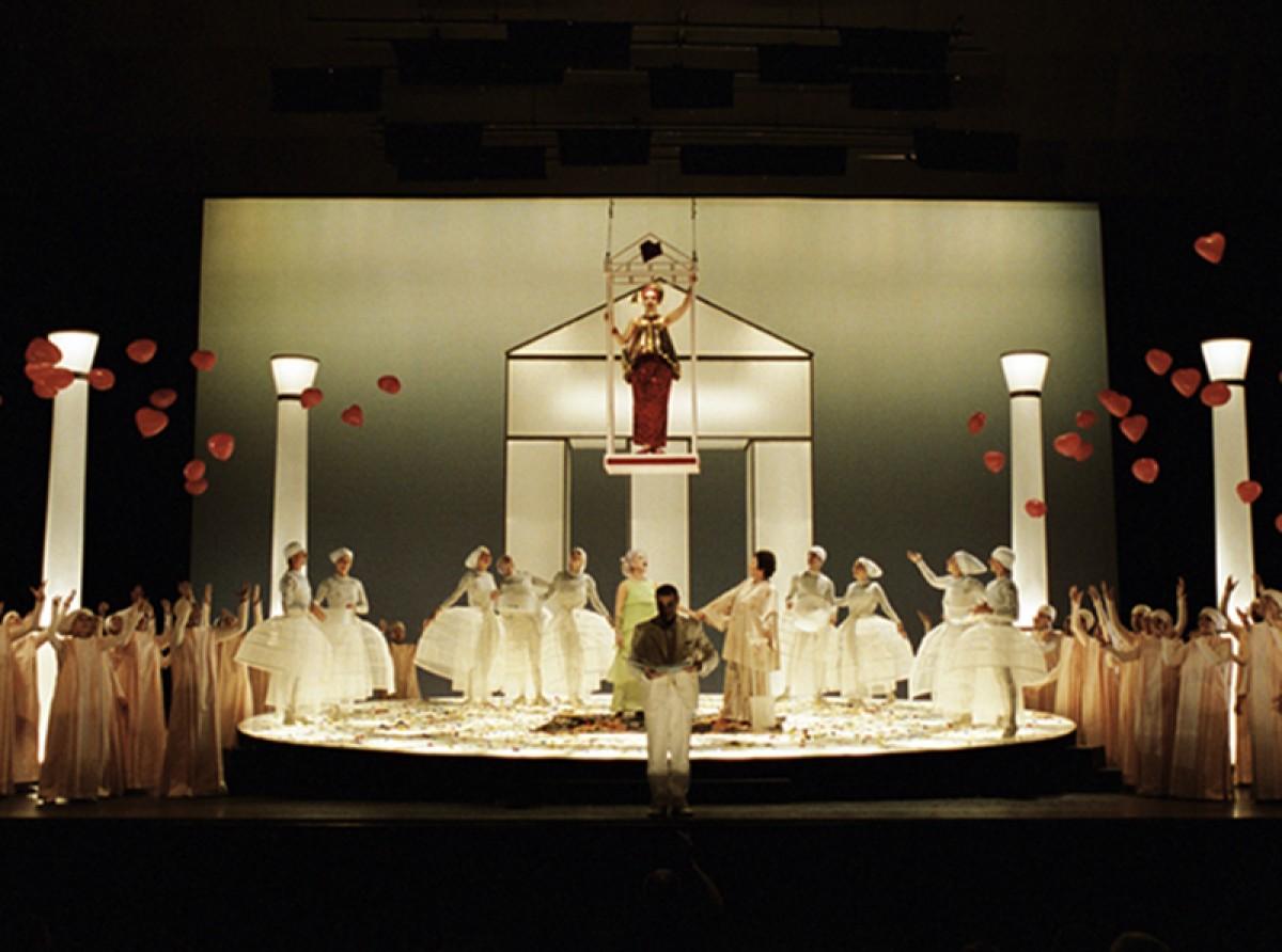 Òpera Orfeo i Eurídice al Festival de Peralada