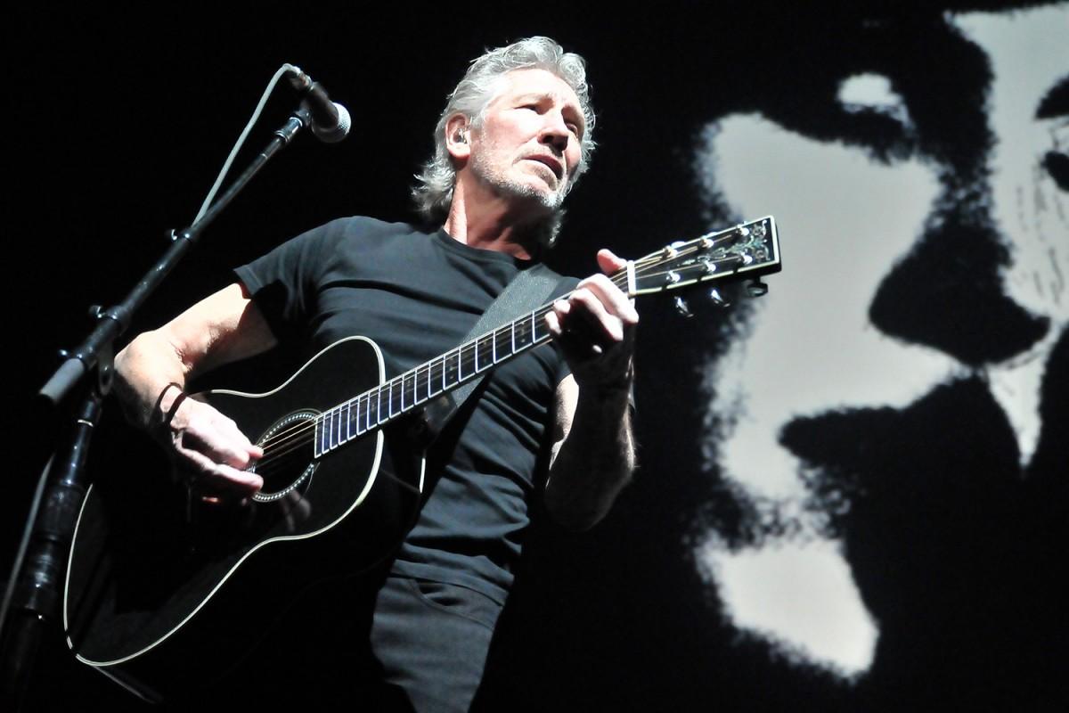 Roger Waters al Palau Sant Jordi l'any 2011