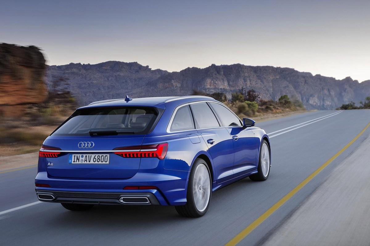El nou Audi A6 Avant combina un disseny dinàmic amb una excel·lent versatilitat