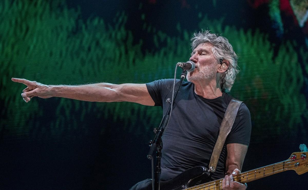 Roger Waters en concert