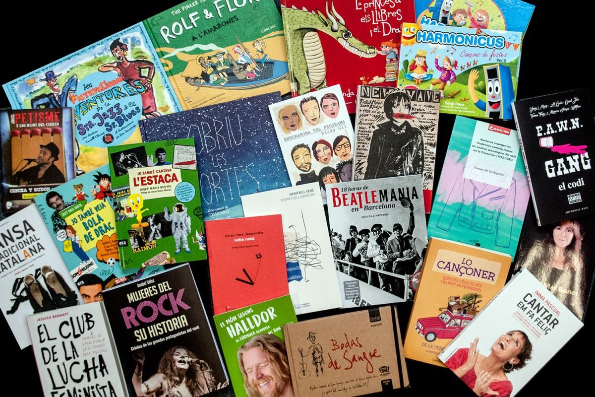 Novetats per al Sant Jordi 2018