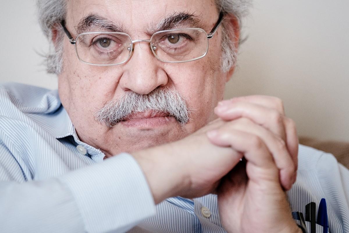 Andreu Mas-Colell, en una entrevista a NacióDigital.