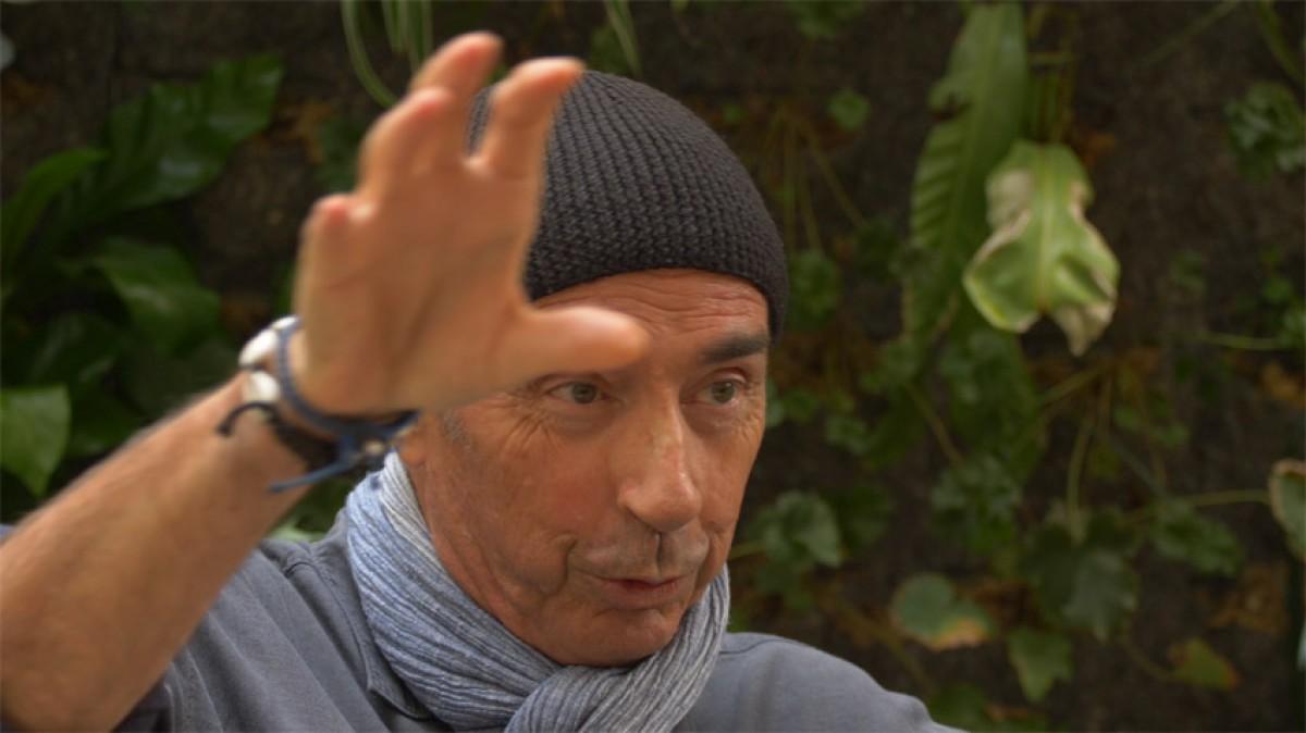 Imatge de Lluís Llach extreta del documental 'Les cançons del 68'