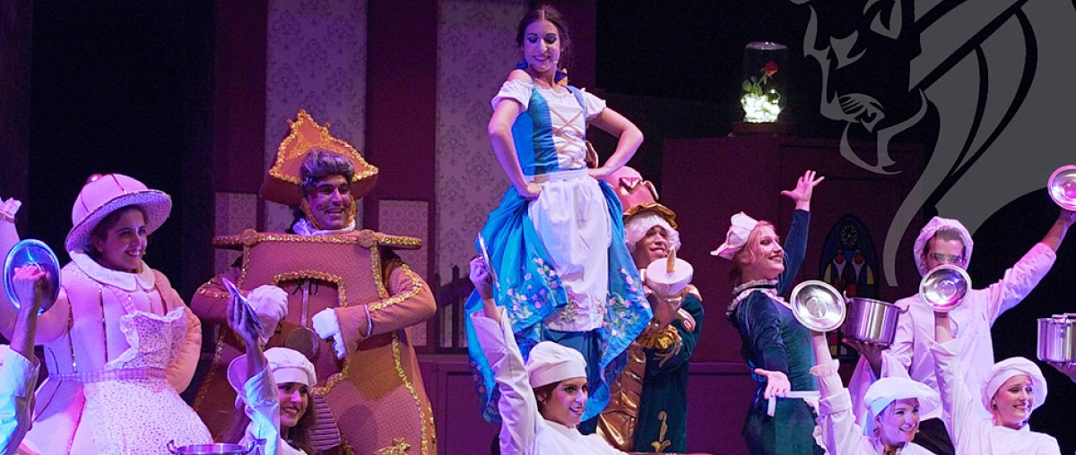 «La Bella y la Bestia», el musical