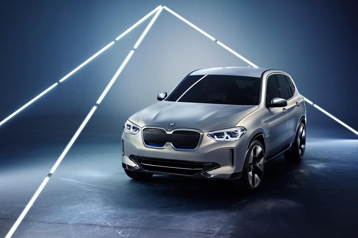 BMW segueix endavant amb la seva estratègia d'electrificació