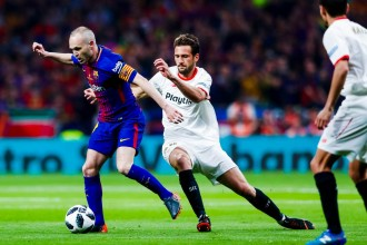Un Barça imperial encadena la quarta Copa consecutiva