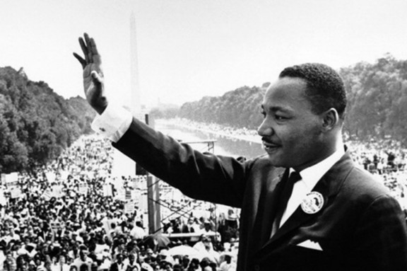Martin Luther King: «I have a dream»
