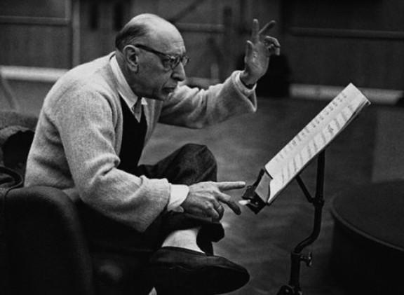 Stravinski i la música que es veu