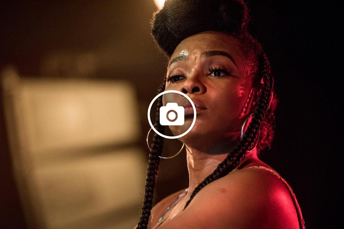 Concert de Yemi Alade a La [2] de la sala Apolo