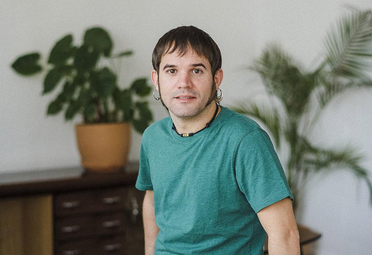 Cesk Freixas, en una imatge d'arxiu