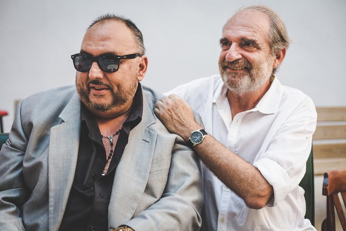 Joan Ximénez i Carles Bosch