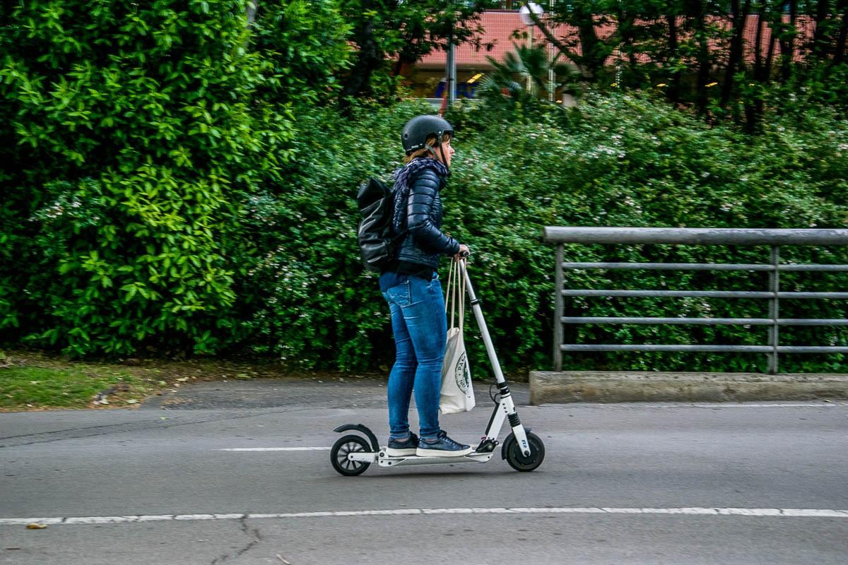 La nova ordenança regula la circulació dels patinets elèctrics i dels vehicles de mobilitat personal (VMP).