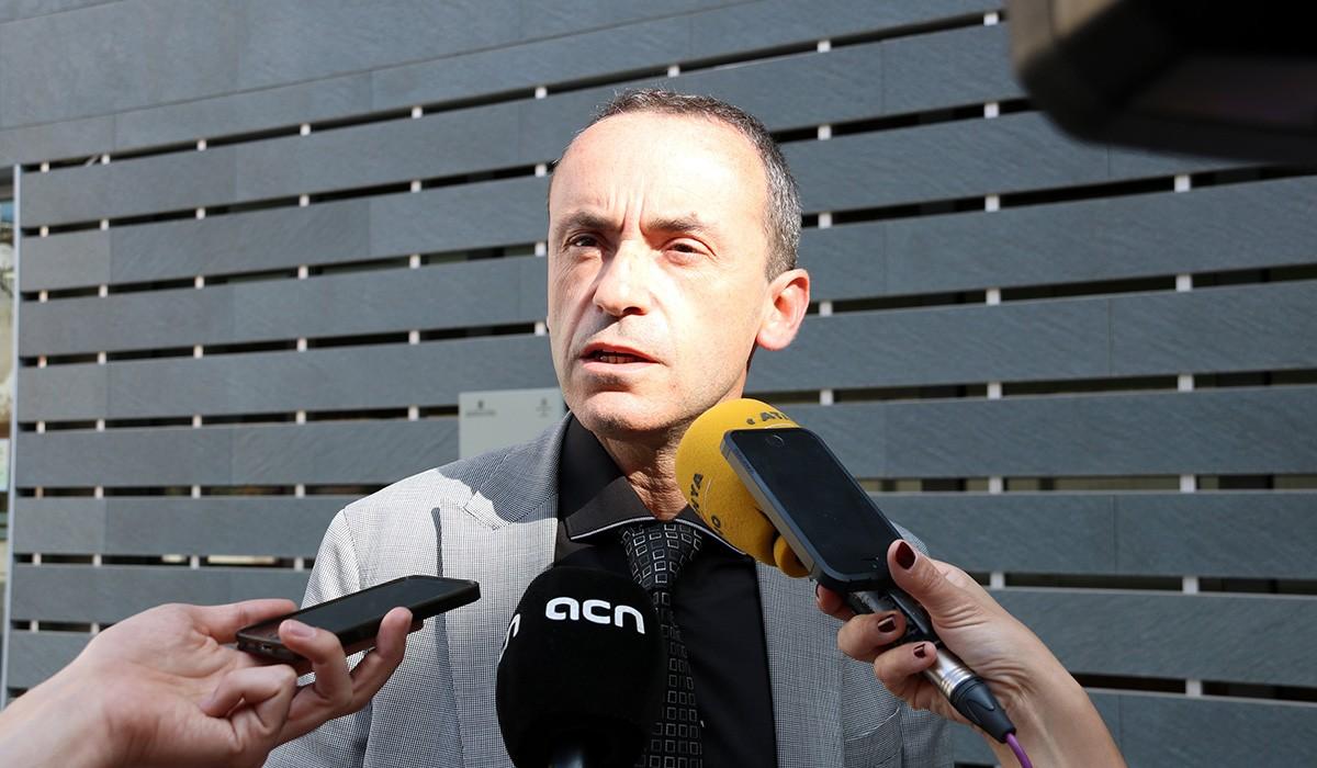 L'advocat David Casellas en una imatge d'arxiu